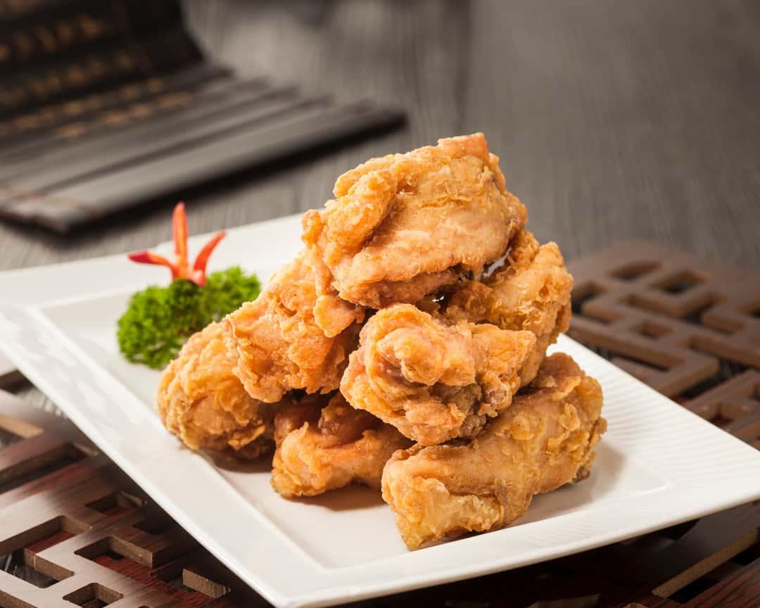 E5 Dynasty Crispy Chicken 皇朝脆香鸡